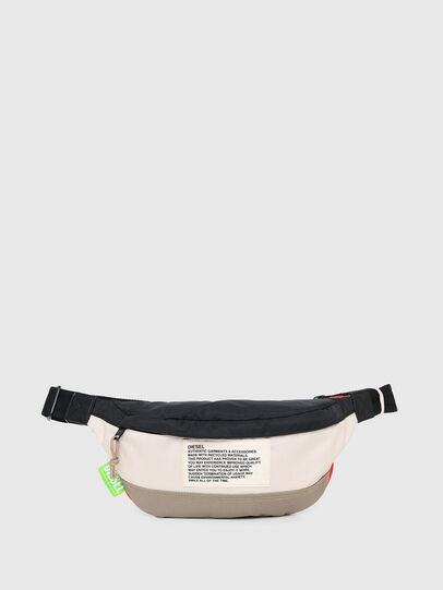 Diesel - LYAM, Blanco/Naranja - Bolsas con cinturón - Image 1