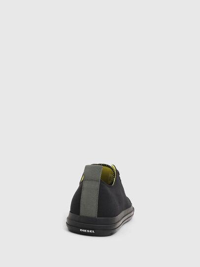 Diesel - S-ASTICO LOW CUT, Negro - Sneakers - Image 5