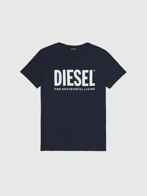 T-DIEGO-LOGO, Azul - Camisetas