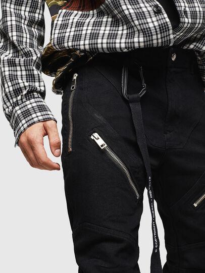 Diesel - P-VON, Negro - Pantalones - Image 3