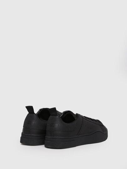 Diesel - S-CLEVER LOW, Negro - Sneakers - Image 3