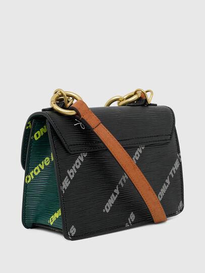 Diesel - ORMELLE MC, Negro/Verde - Bolso cruzados - Image 7