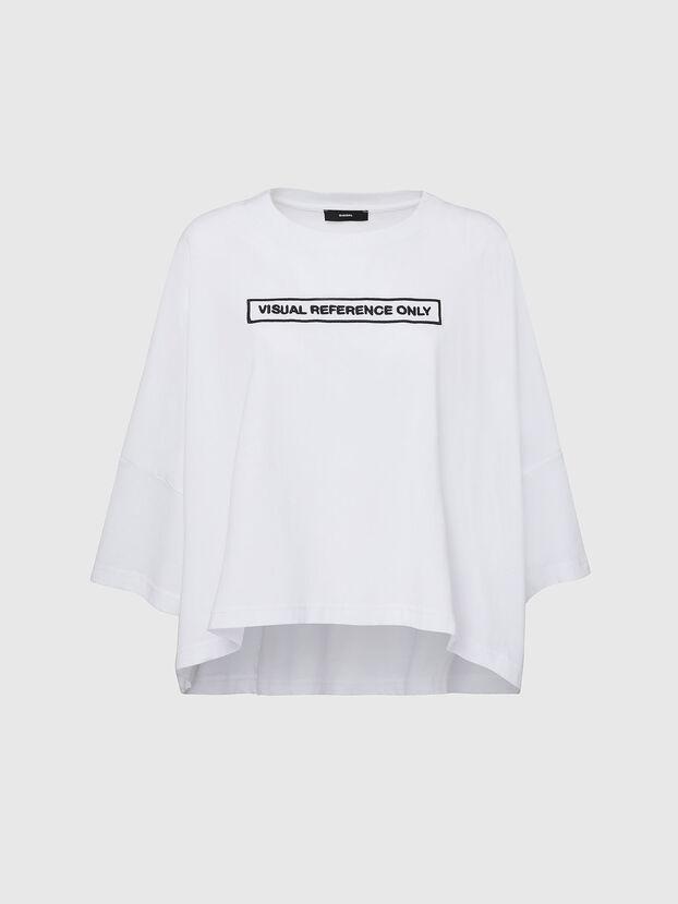 T-CRAMBLE, Blanco - Camisetas