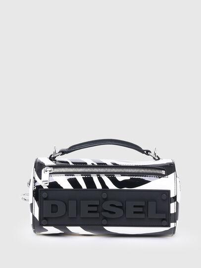 Diesel - CAYAC LT, Blanco/Negro - Bolso cruzados - Image 1
