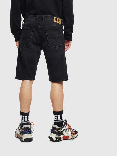 Diesel - THOSHORT, Negro - Shorts - Image 2