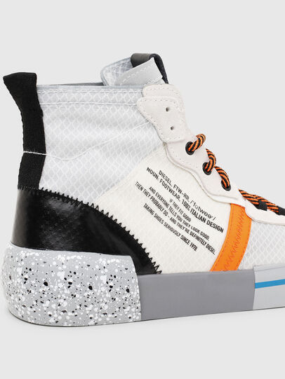 Diesel - S-DESE MID RC, Multicolor/Blanco - Sneakers - Image 5