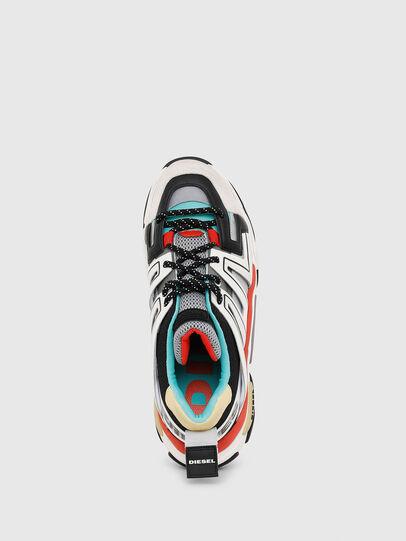 Diesel - S-KIPPER LOW TREK, Blanco - Sneakers - Image 4