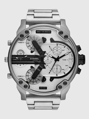 DZ7421, Plateado/Noir - Relojes