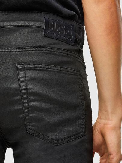 Diesel - D-Reeft JoggJeans® 069TE, Negro/Gris oscuro - Vaqueros - Image 4