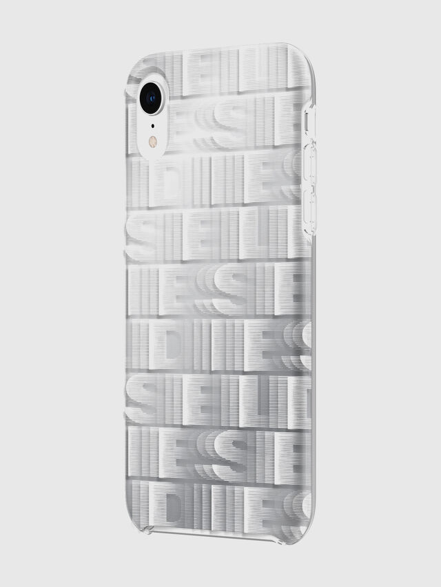Diesel - DIESEL PRINTED CO-MOLD CASE FOR IPHONE XR, Blanco - Fundas - Image 6