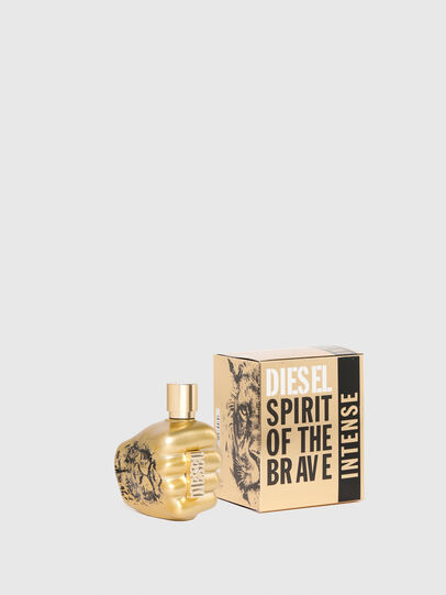Diesel - SPIRIT OF THE BRAVE INTENSE 50ML, Oro - Only The Brave - Image 1