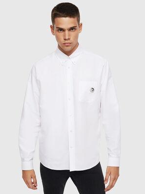 S-JAMES, Blanco - Camisas