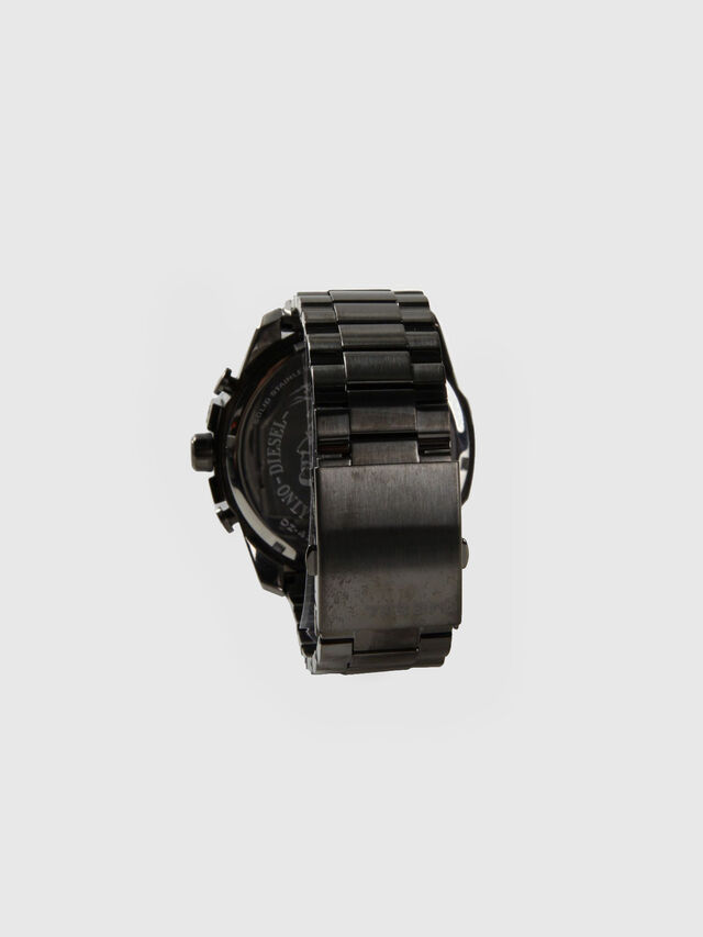 Diesel - DZ4282, Gris Metal - Relojes - Image 3