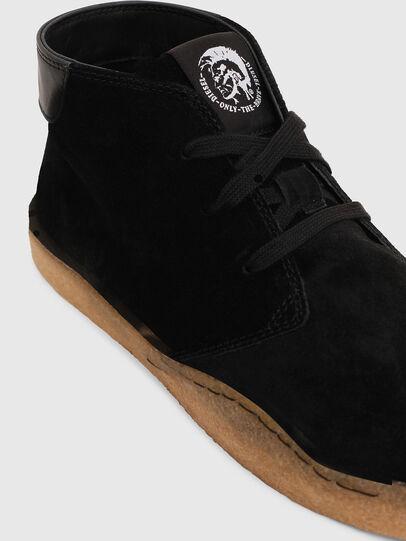 Diesel - H-CLEVER PAR DESERT, Negro - Sneakers - Image 4