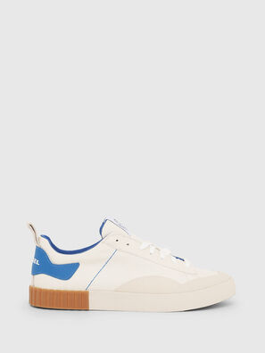 S-BULLY LC, Blanco/Azul - Sneakers