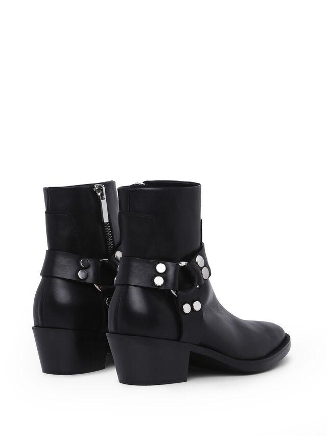 Diesel - SS19-3, Negro - Zapatos de vestir - Image 3