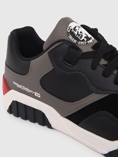 Diesel - S-RUA LOW SK, Gris - Sneakers - Image 4