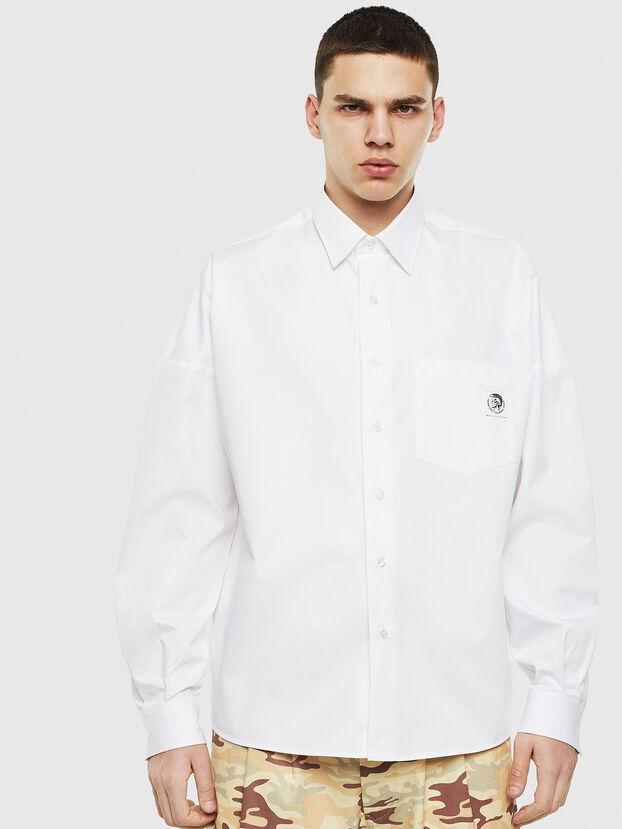S-LOOMY, Blanco - Camisas
