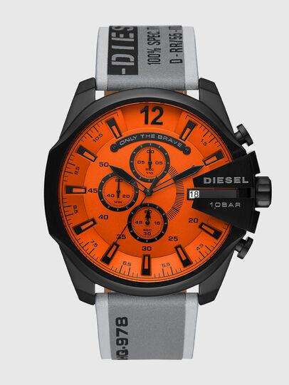 Diesel - DZ4535, Negro/Naranja - Relojes - Image 1