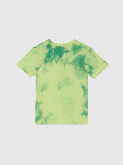 Diesel - TIMMYB-R, Verde - Camisetas y Tops - Image 2