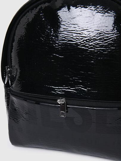 Diesel - F-BOLD BACK FL II, Negro - Mochilas - Image 5