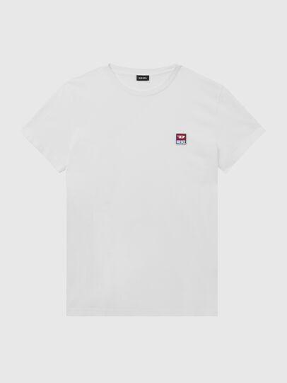 Diesel - T-DIEGO-DIV, Blanco - Camisetas - Image 1