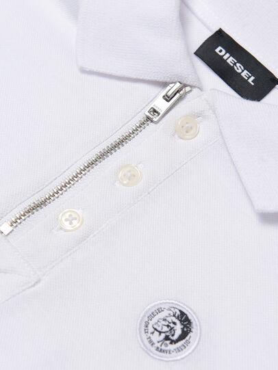 Diesel - THART, Blanco - Camisetas y Tops - Image 3