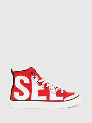 S-ASTICO MC, Rojo/Blanco - Sneakers