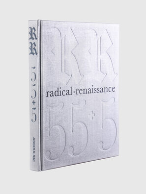Radical Renaissance 55+5 (signed by RR), Gris - Libros