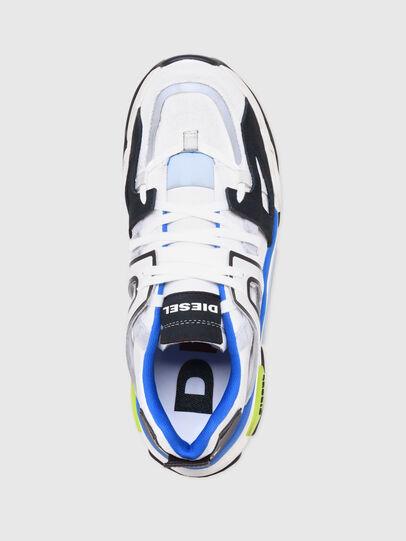 Diesel - S-KIPPER LOW TREK II, Blanco/Negro - Sneakers - Image 6