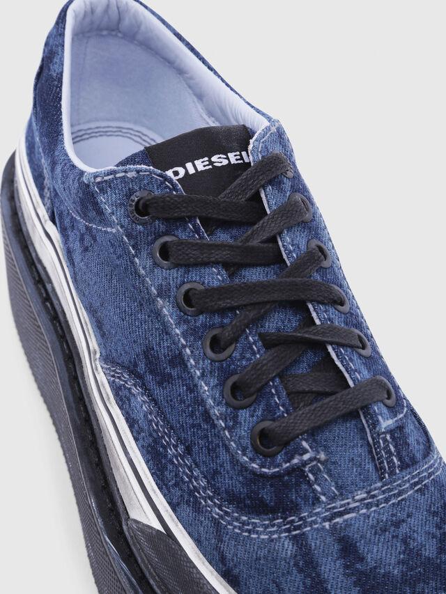 Diesel - H-SCIROCCO LOW, Azul - Sneakers - Image 4