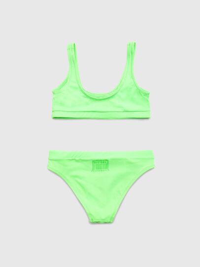 Diesel - MYNGR, Verde Fluo - Moda Baño - Image 2