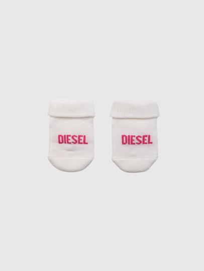 Diesel - ZEBET-NB, Blanco/Rosa - Otros Accesorios - Image 1
