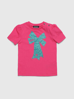 TASHAB, Rosa - Camisetas y Tops