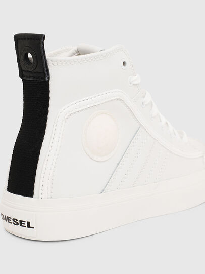 Diesel - S-ASTICO MID LACE W, Blanco - Sneakers - Image 4