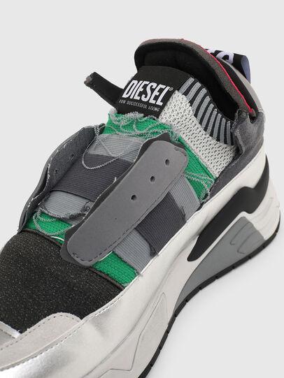 Diesel - S-BRENTHA DEC, Gris - Sneakers - Image 5