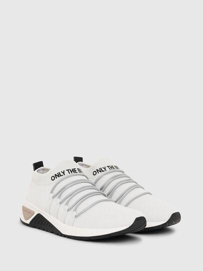 Diesel - S-KB SL II, Blanco - Sneakers - Image 2