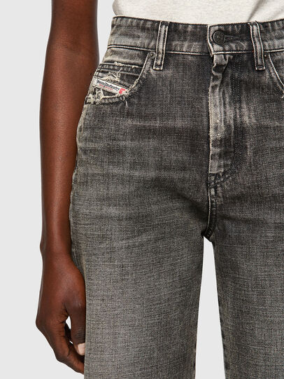 Diesel - DE-LILY-SP1, Negro - Shorts - Image 3