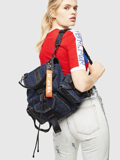 Diesel - MISS-MATCH BACKPACK,  - Mochilas - Image 5