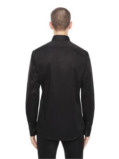 Diesel - SIRRIVE-CACTUS, Negro - Camisas - Image 2