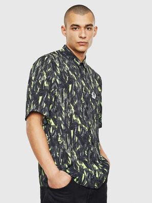 S-ATWOOD-GLOVY, Verde - Camisas