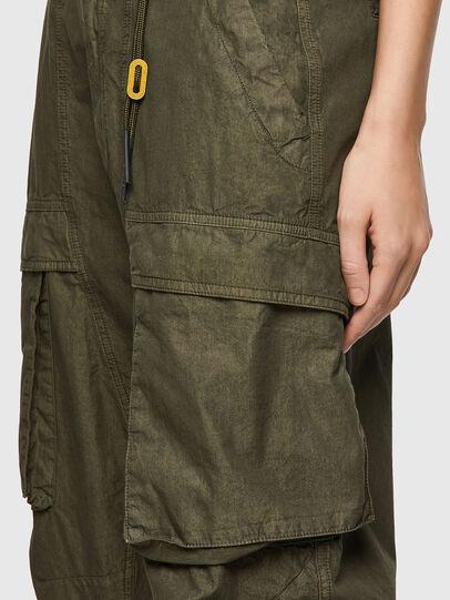 Diesel - P-EMMA, Verde Militar - Pantalones - Image 4