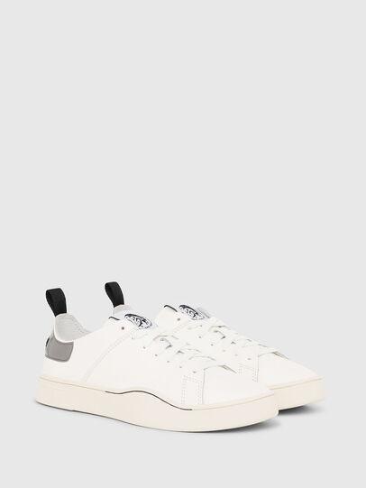 Diesel - S-CLEVER LS W, Blanco/Gris - Sneakers - Image 2