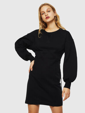 D-THUS, Negro - Vestidos