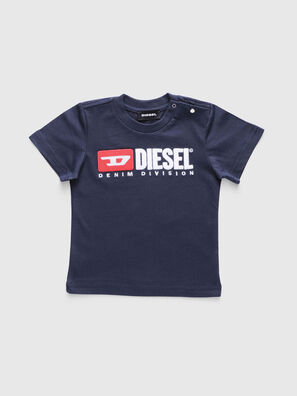 TJUSTDIVISIONB, Azul Marino - Camisetas y Tops