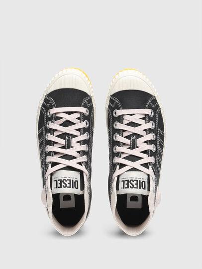 Diesel - S-YUK MC W, Negro/Amarillo - Sneakers - Image 5