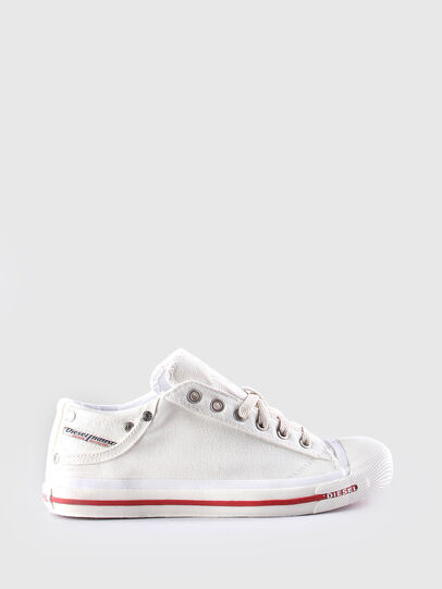 Diesel - EXPOSURE LOW W, Blanco - Sneakers - Image 1