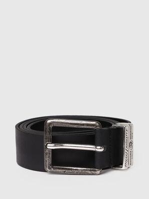 B-GUARANTEE, Negro - Cinturones