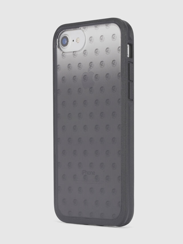 Diesel - MOHICAN HEAD DOTS BLACK IPHONE 8 PLUS/7 PLUS/6s PLUS/6 PLUS CASE, Negro - Fundas - Image 5