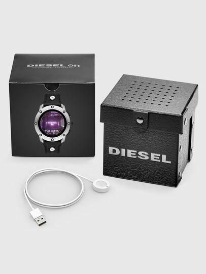 Diesel - DT2014, Negro/Plata - Smartwatches - Image 5